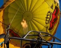 Ballonfahrt - Fahren Sie mit uns